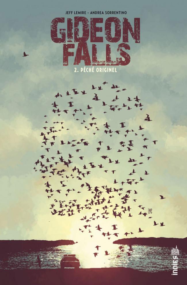 Couverture de Gideon Falls -2- Péché originel