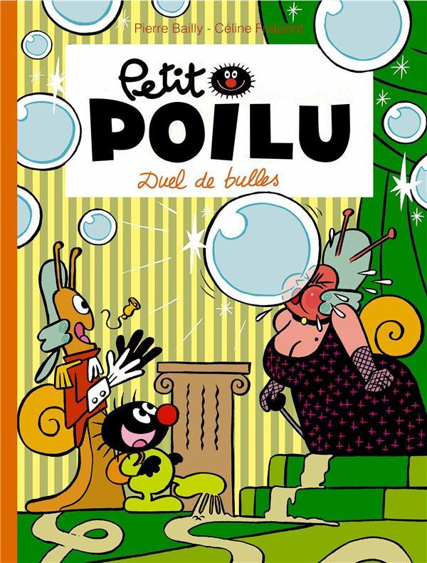 Couverture de Petit Poilu -23- Duel de bulles