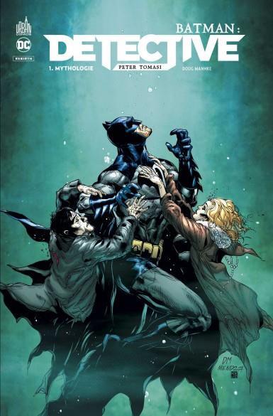 Couverture de Batman : Detective -1- Mythologie