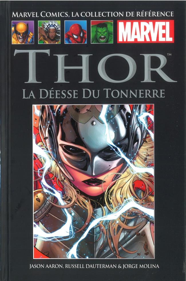 Couverture de Marvel Comics - La collection (Hachette) -142107- Thor - La Déesse du Tonnerre