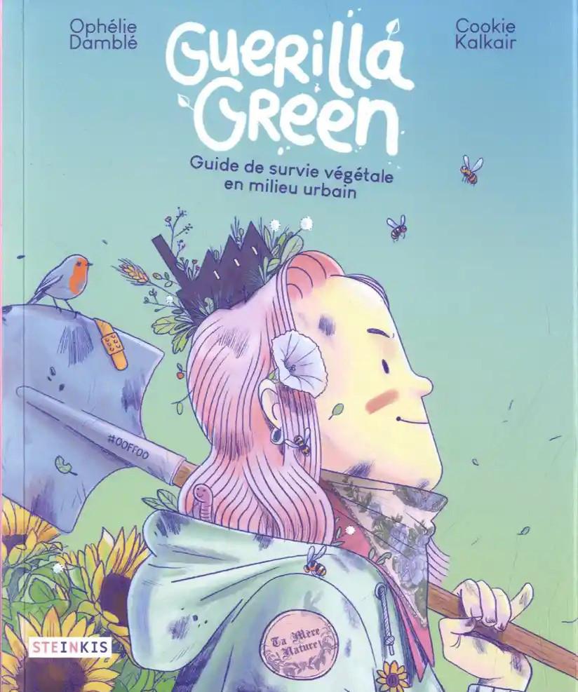 Couverture de Guerilla green
