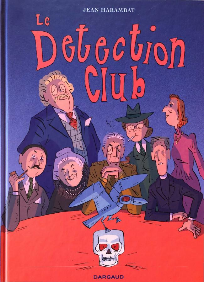 Couverture de Le detection Club - Le Detection Club