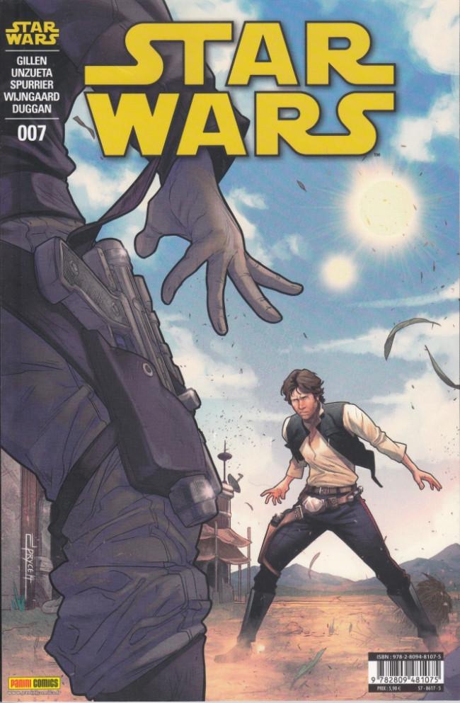 Couverture de Star Wars (Panini Comics - 2019) -7- Winloss et Nokk