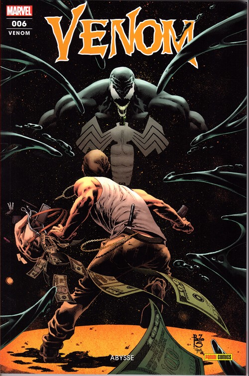 Couverture de Venom (2e série)  -6- Abysse