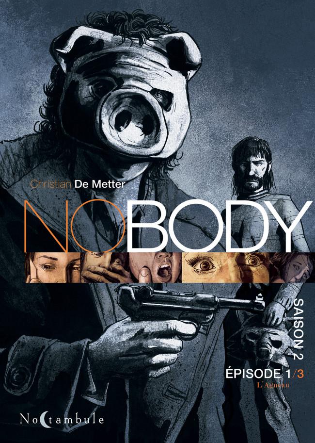 Couverture de No Body -5- Épisode 1/3 L'Agneau