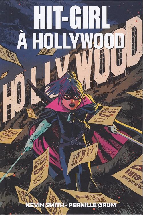 Couverture de Hit-Girl (2e série - 2018) -4- Hit-girl à Hollywood