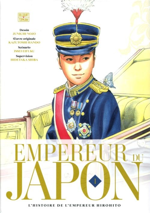 Couverture de Empereur du Japon -1- Volume 1