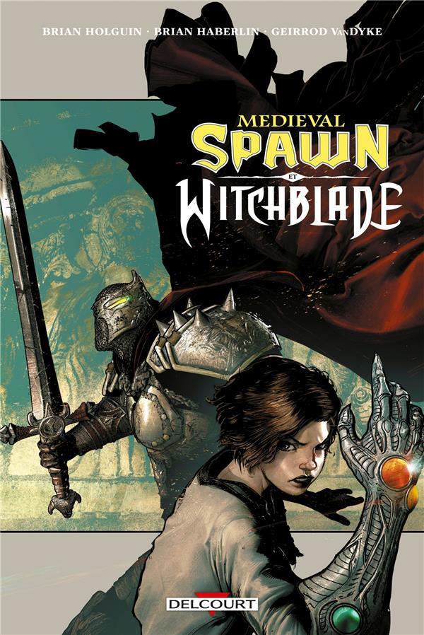 Couverture de Medieval Spawn & Witchblade