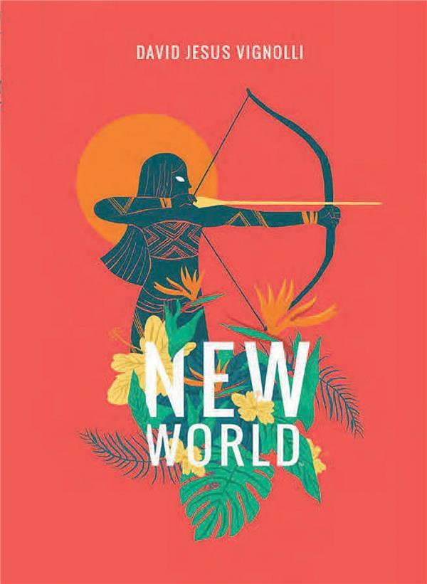 Couverture de Nouveau monde (Vignolli) - Nouveau monde