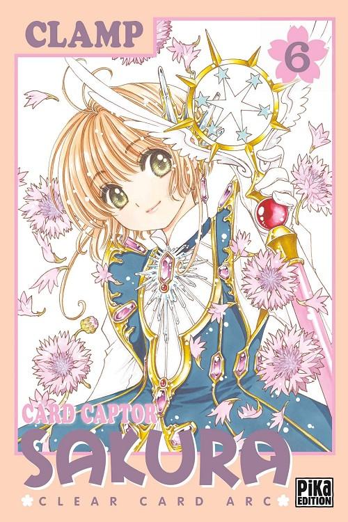 Couverture de Card Captor Sakura - Clear Card Arc -6- Tome 6