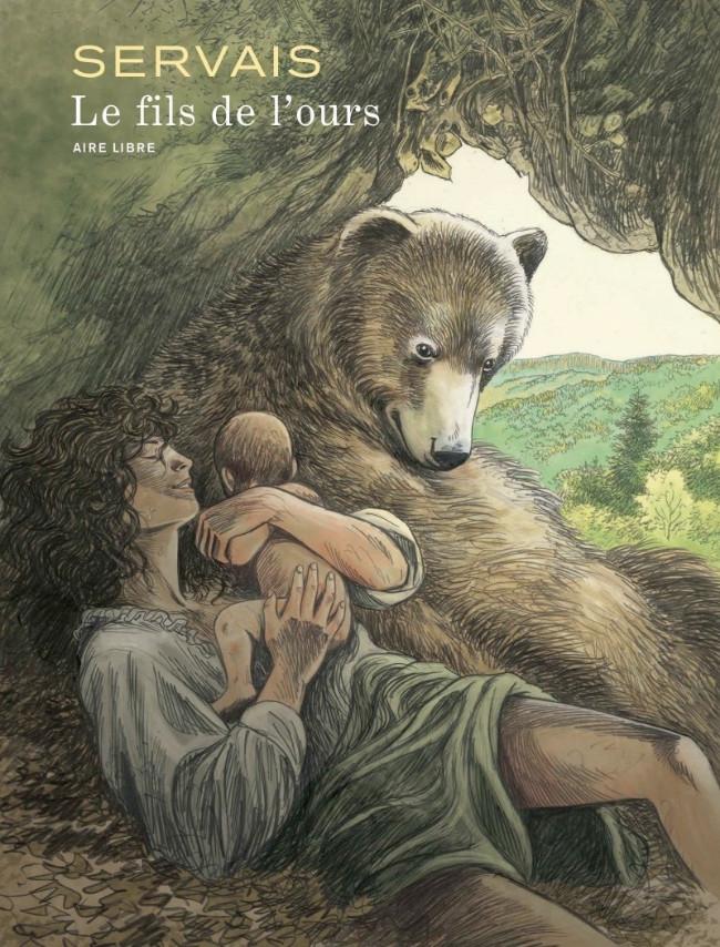 Couverture de Le fils de l'ours