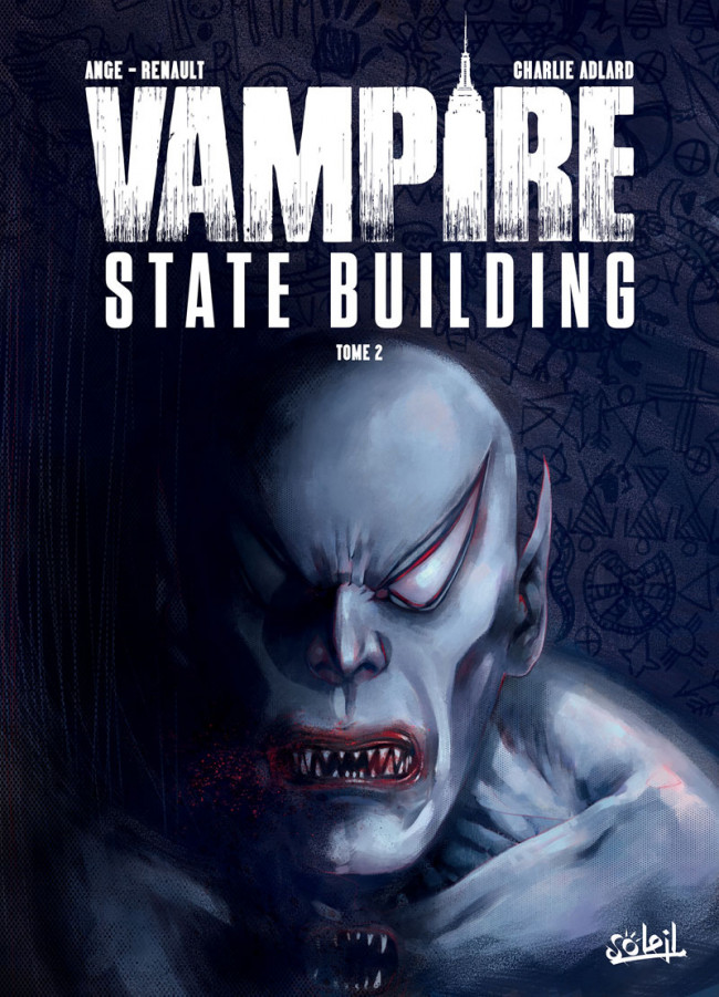 Couverture de Vampire state building -2- Tome 2
