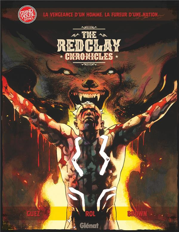 Couverture de Red Clay Chronicles (The) - The Red Clay chronicles