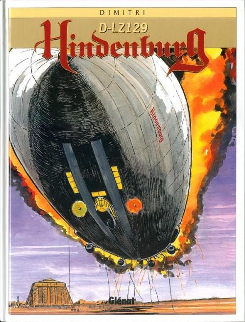 Hindenburg (Dimitri) - D-LZ129 sur Bookys