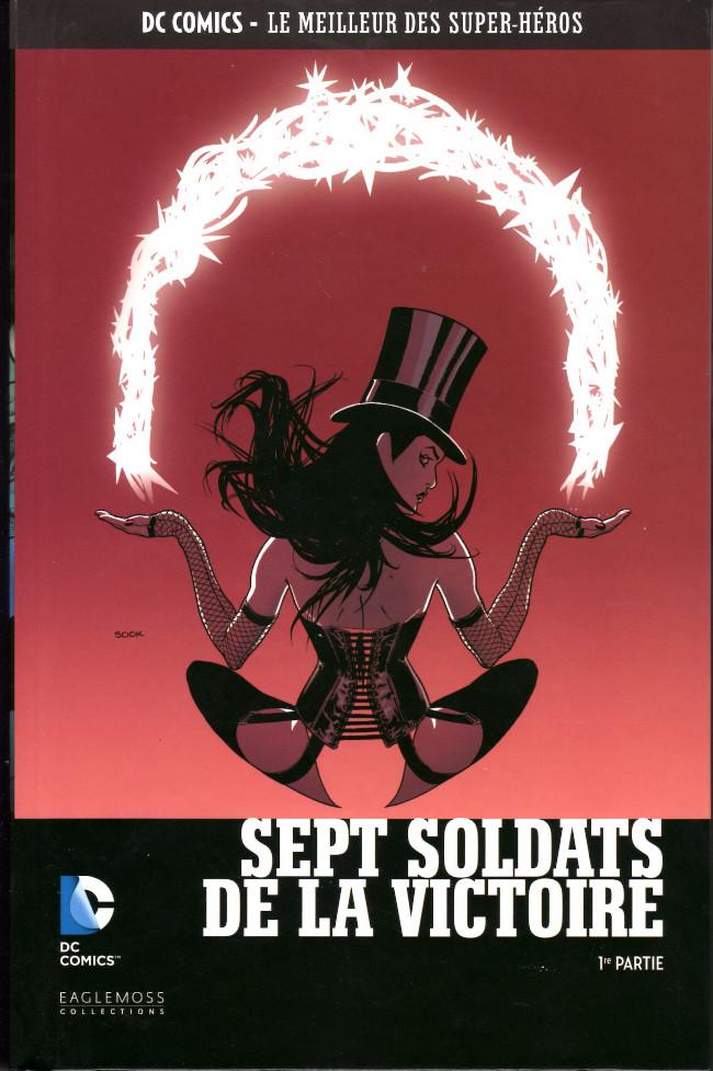Couverture de DC Comics - Le Meilleur des Super-Héros -HS13- Sept soldats de la victoire - 1re partie