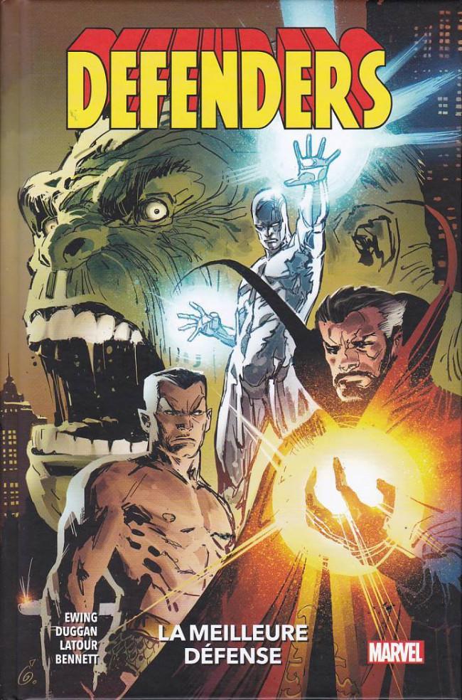 Couverture de Defenders (100% Marvel - 2019) - La Meilleure Défense