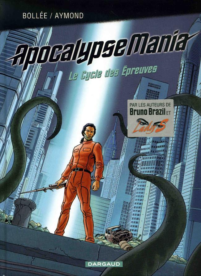 Couverture de ApocalypseMania -INT2- Le Cycle des Épreuves