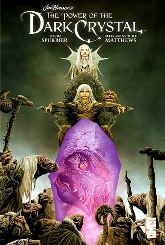 Couverture de Dark Crystal (The Power of the) -1- The Power of the Dark Crystal