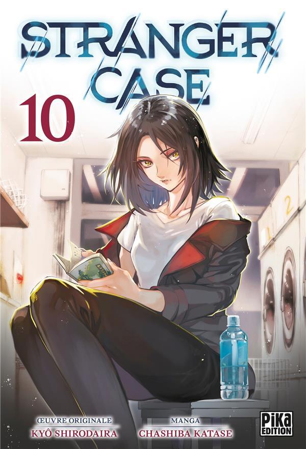 Couverture de Stranger Case -10- Tome 10