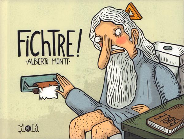 Couverture de (AUT) Montt - Fichtre !