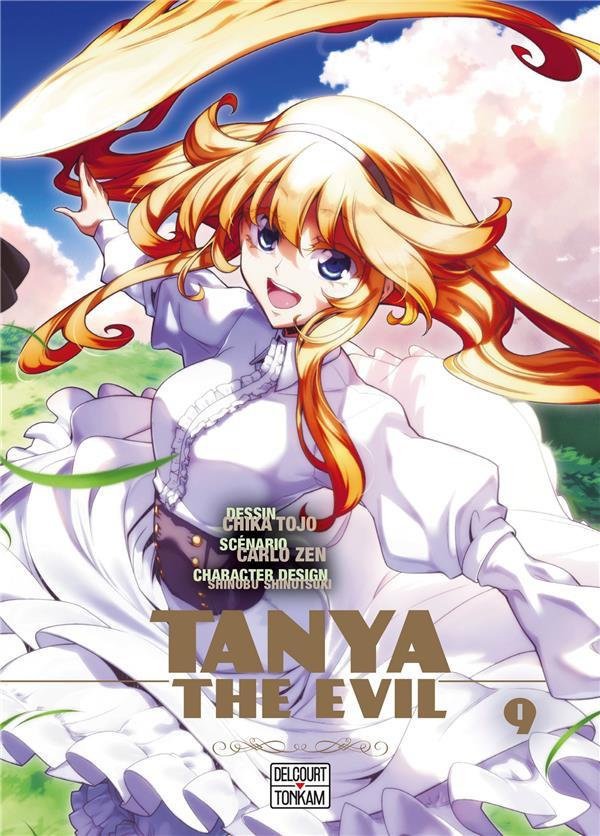 Couverture de Tanya The Evil -9- Tome 9