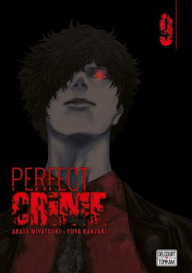 Couverture de Perfect crime -9- Tome 9