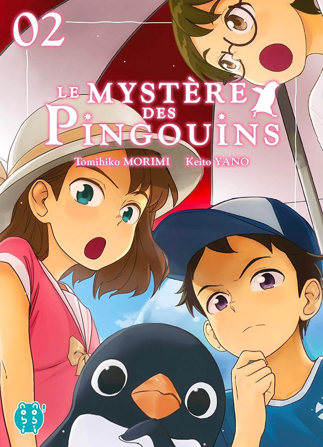 Couverture de Le mystère des pingouins -2- Tome 2