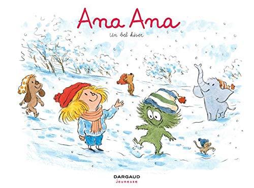 Couverture de Ana Ana -14- Un bel hiver