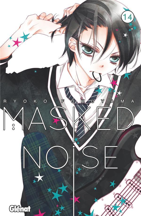 Couverture de Masked Noise -14- Tome 14