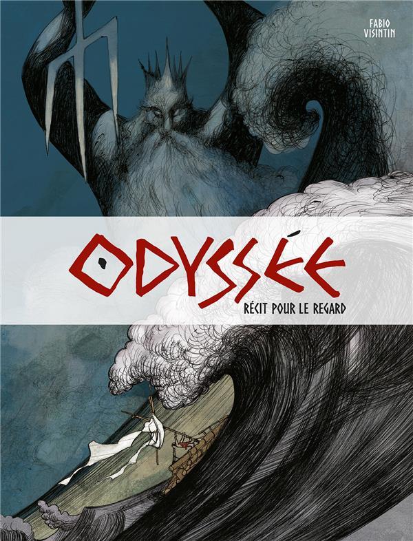 Couverture de L'odyssée (Visitin) - L'Odyssée