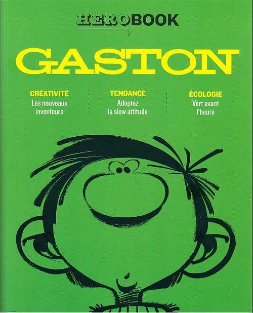 Couverture de Gaston (Hors-série) - Herobook gaston