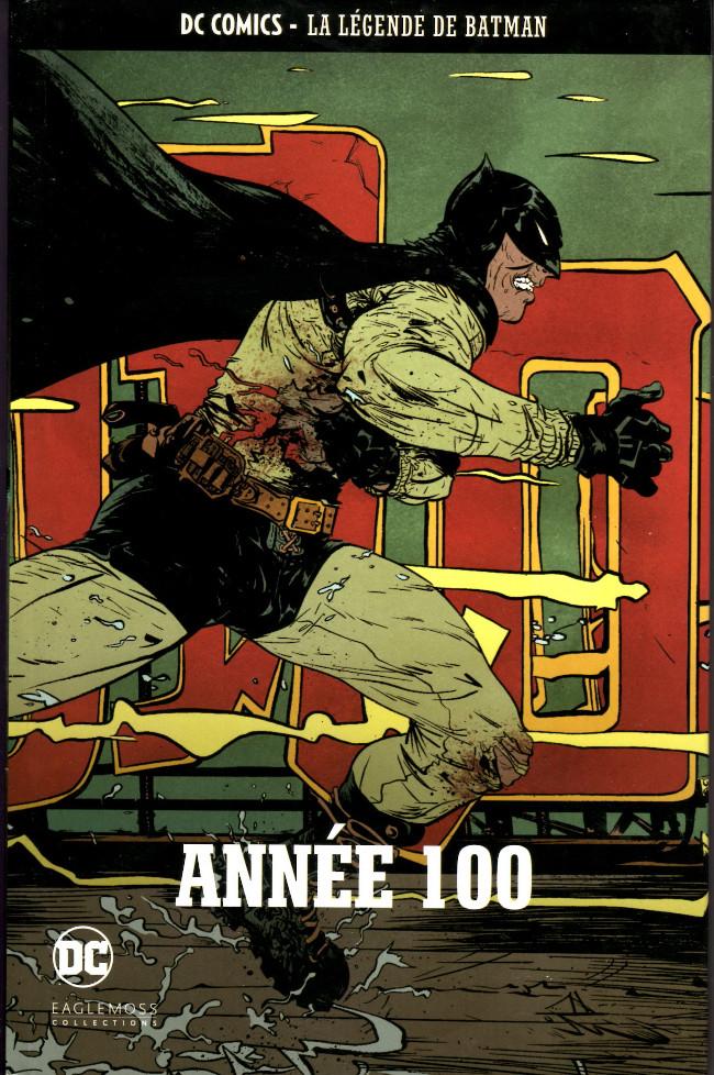 Couverture de DC Comics - La légende de Batman -5680- Année 100
