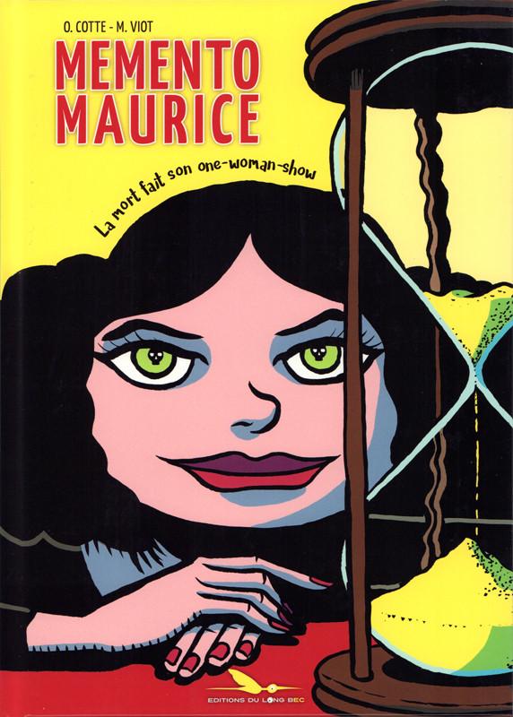Couverture de Memento Maurice
