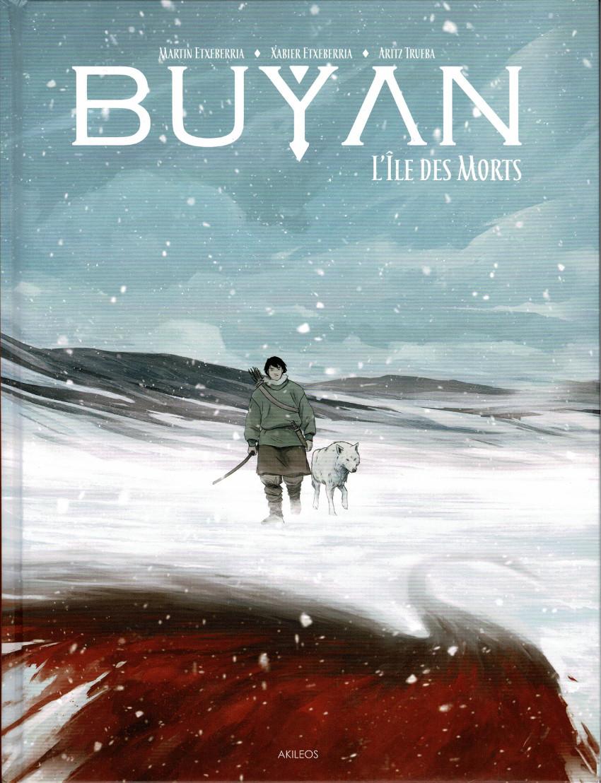 Couverture de Buyan - L'île des morts - Buyan L'île des morts
