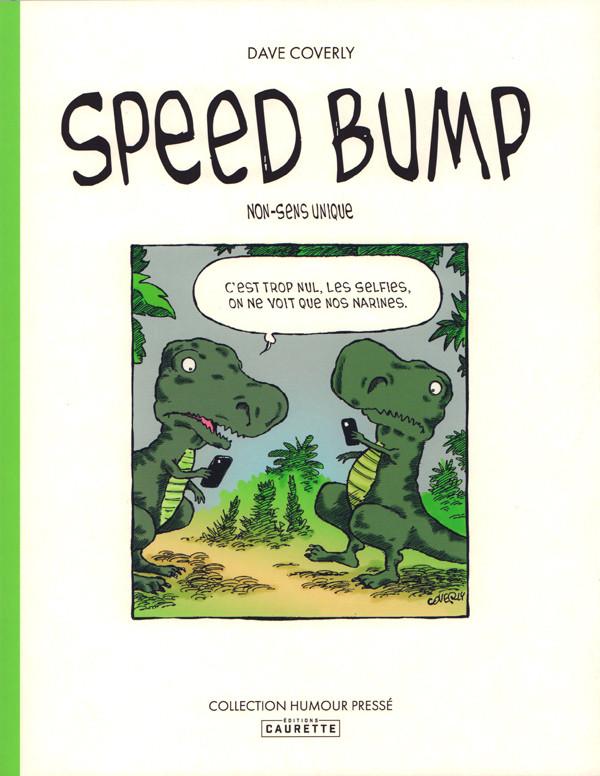 Couverture de Speed Bump -1- Non-sens unique