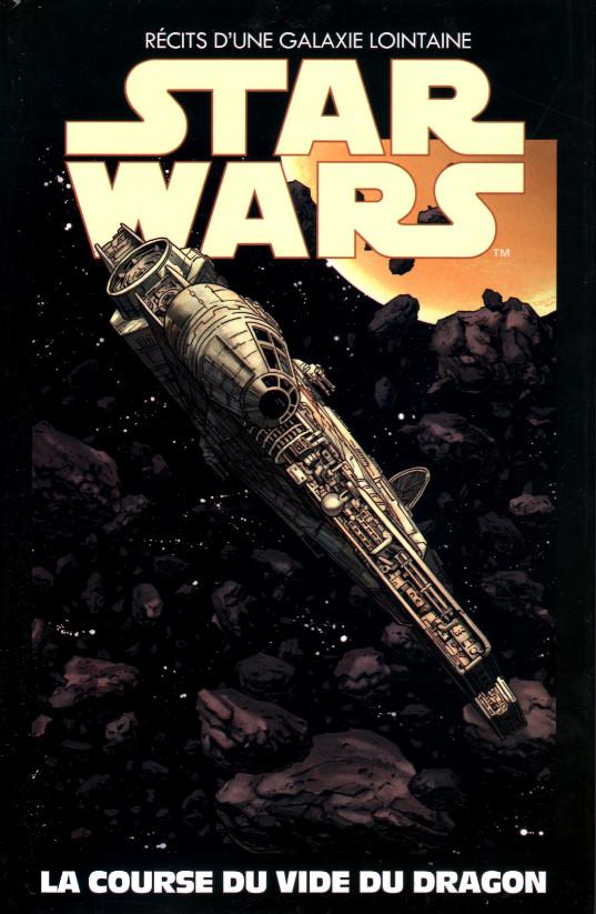 Couverture de Star Wars - Récits d'une galaxie lointaine -18- La course du vide du dragon