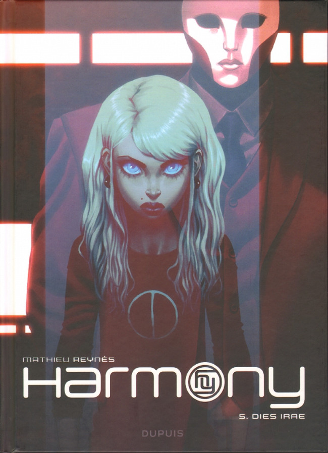 Couverture de Harmony -5- Dies Irae