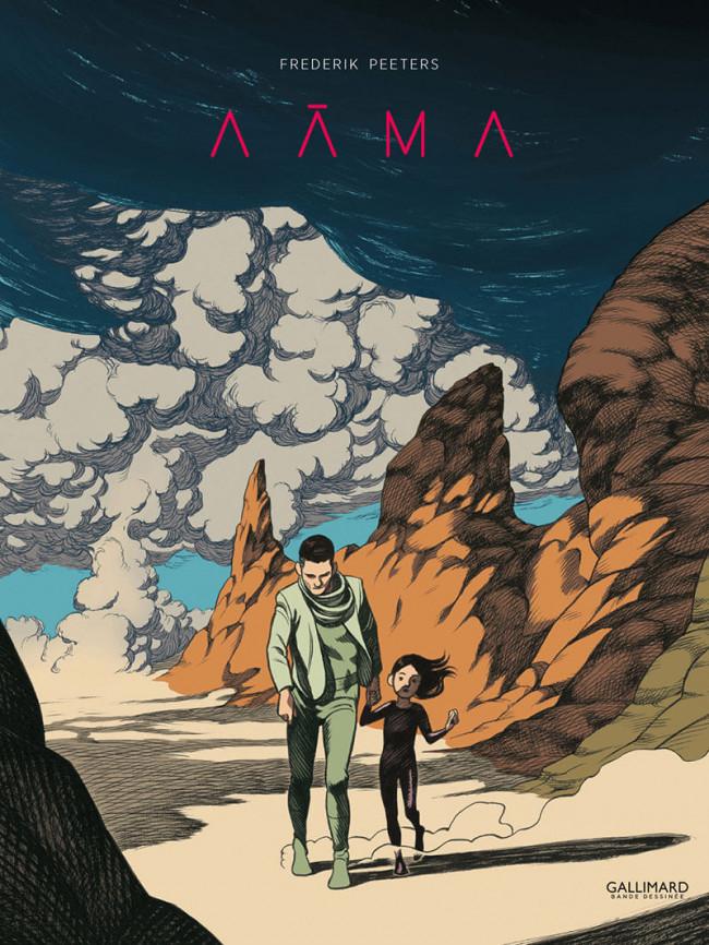 Couverture de Aâma - Tome INT