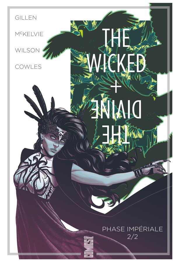 Couverture de Wicked + The Divine (The) -6- Phase impériale 2/2