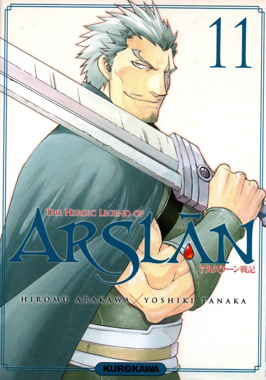 Couverture de Arslân (The Heroic Legend of) -11- Volume 11