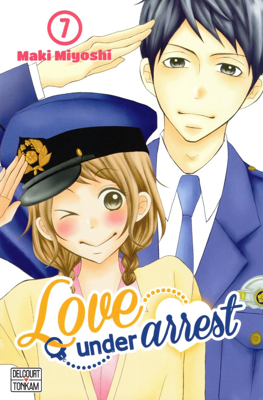 Couverture de Love under arrest -7- Tome 7