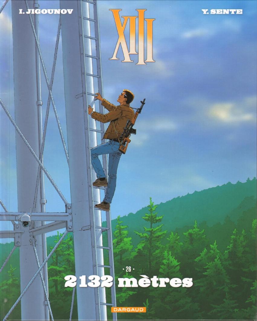 Couverture de XIII -26- 2132 mètres