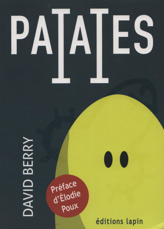 Couverture de Patates -2- Patates II