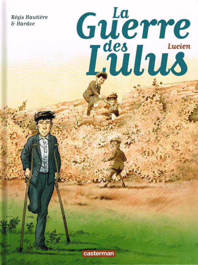 Couverture de La guerre des Lulus -6- Lucien