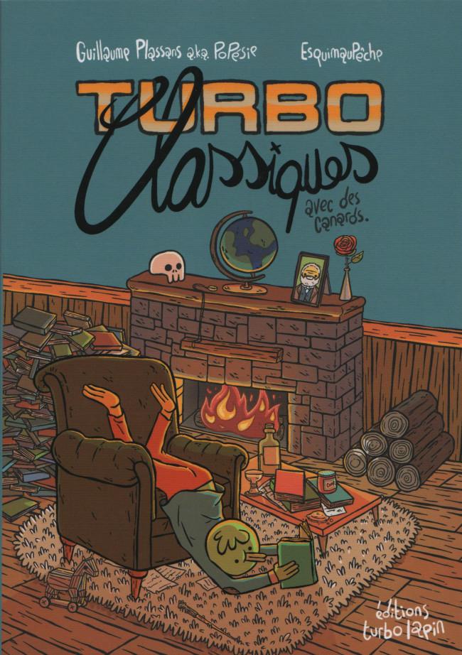 Couverture de Turbo Classiques - Turbo Classique