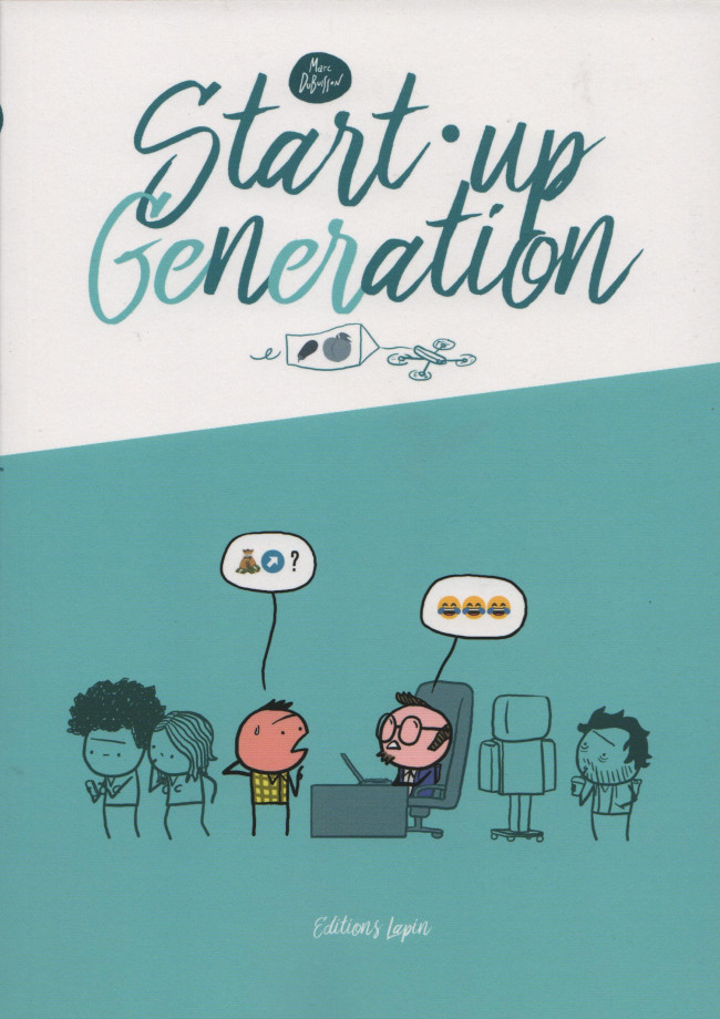 Couverture de Start-Up Generation