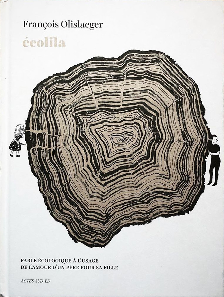 Couverture de Ecolila
