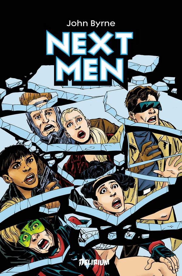 Couverture de Next Men (John Byrne's) -1- Vol. 1