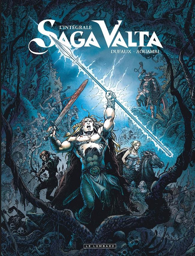 Couverture de Saga Valta -INT- Saga Valta intégrale