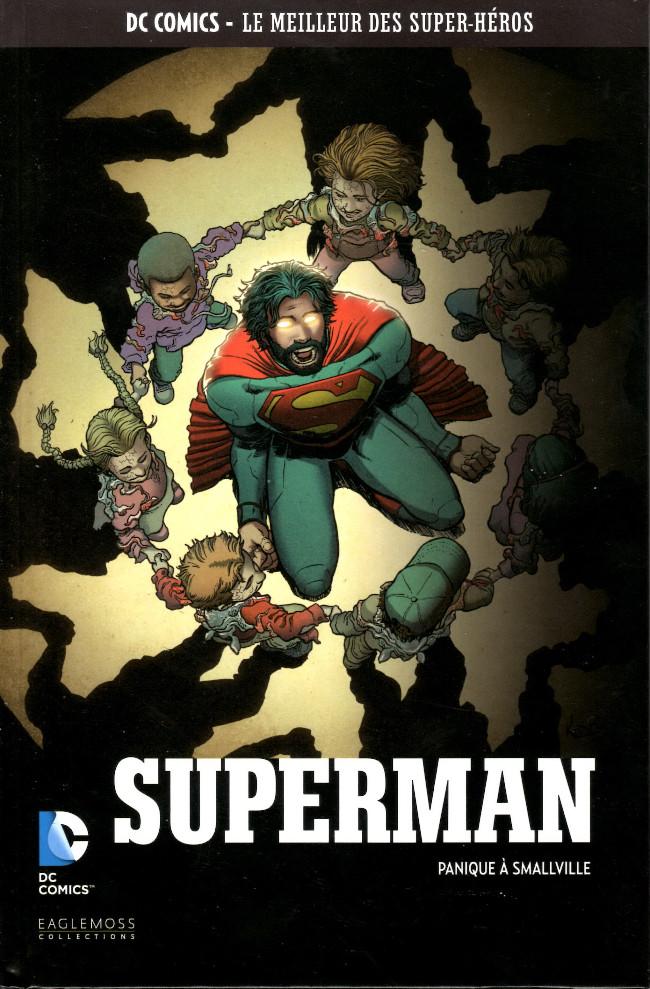 Couverture de DC Comics - Le Meilleur des Super-Héros -109- Superman - Panique à Smallville